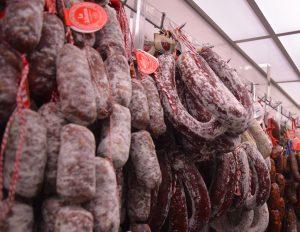 Capadura de cerdo ibérico Salamanca