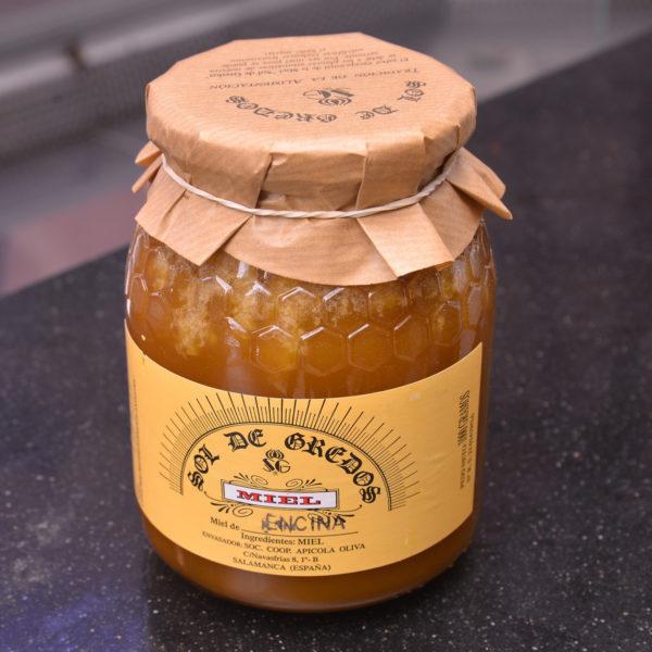 Miel de encina carnicería Carlos Macias Salamanca