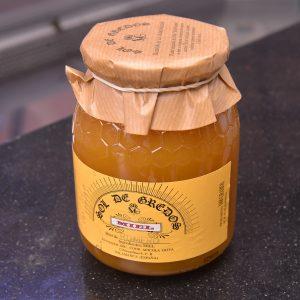 Miel de romero carnicería Carlos Macias Salamanca