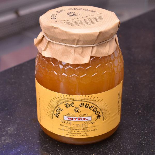 Miel de tomillo carnicería Carlos Macias Salamanca