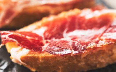 Los mejores canapés a base de jamón de Guijuelo